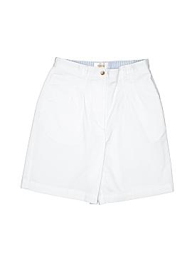 Talbots Khaki Shorts Size 8