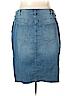 Tommy Hilfiger Women Denim Skirt Size 24 (Plus)
