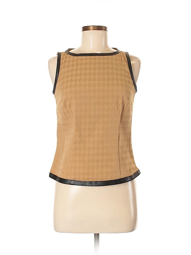 Donna Degnan Women Sleeveless Top Size 6
