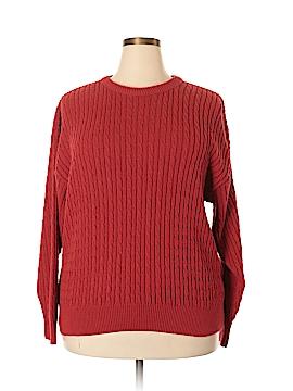 Elisabeth by Liz Claiborne Pullover Sweater Size 3X (Plus)