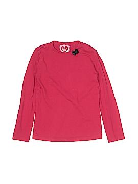 Deux Par Deux Long Sleeve T-Shirt Size 8