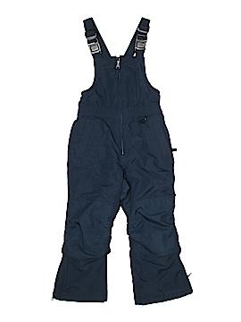 Lands' End Snow Pants With Bib Size 5