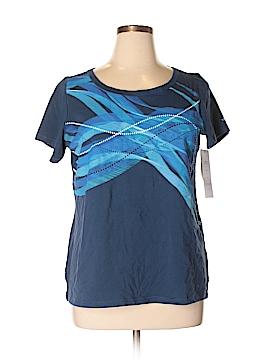 Ideology Active T-Shirt Size 1X (Plus)