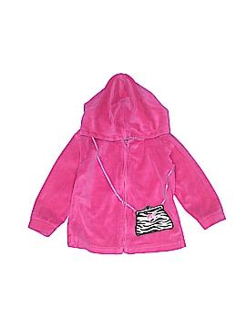 KidZone Zip Up Hoodie Size 24 mo