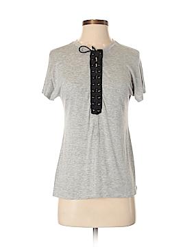 Gal Short Sleeve Henley Size S