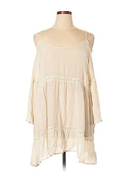 Umgee Casual Dress Size 1X (Plus)