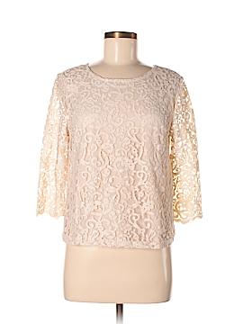 H&M 3/4 Sleeve Blouse Size M