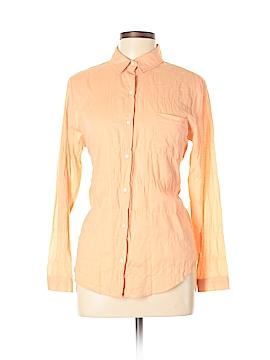 Lilis Closet Long Sleeve Button-Down Shirt Size M