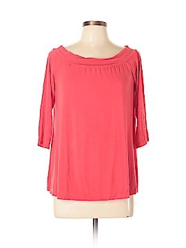 Michael Stars 3/4 Sleeve T-Shirt Size 0S (Plus)