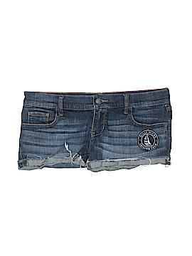 Gilly Hicks Denim Shorts 27 Waist