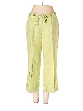 Sigrid Olsen Linen Pants Size 4