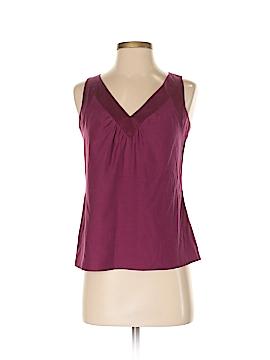 J.jill Sleeveless Silk Top Size XS