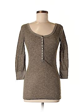 Ruehl No. 925 3/4 Sleeve Henley Size M