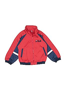 Fila Track Jacket Size 4T