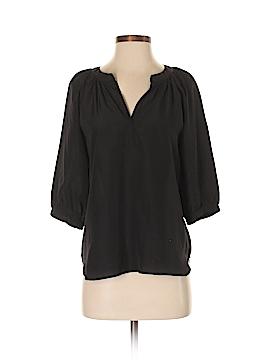 Barneys New York 3/4 Sleeve Blouse Size XS
