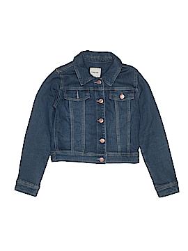 Cherokee Denim Jacket Size 10 - 12