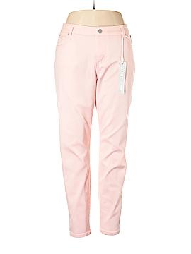 Celebrity Pink Jeggings Size 22 (Plus)