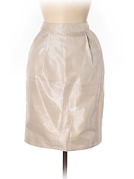 Marc Bouwer Glamit! Silk Skirt Size 6