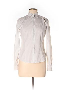 Loro Piana Long Sleeve Button-Down Shirt Size 40 (IT)