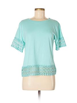 Stylus Short Sleeve Top Size M