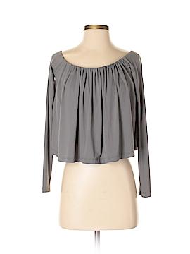 Susana Monaco Long Sleeve Top Size S