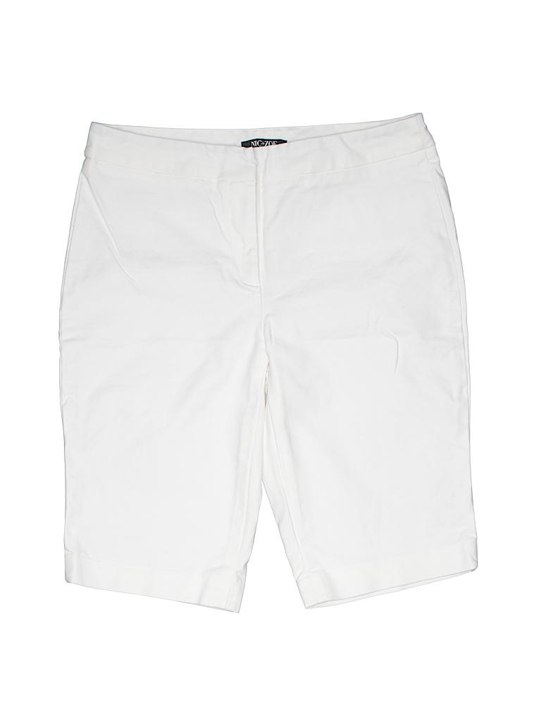 Nic + Zoe Women Shorts Size 4