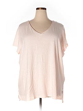Eileen Fisher Short Sleeve T-Shirt Size 3X (Plus)
