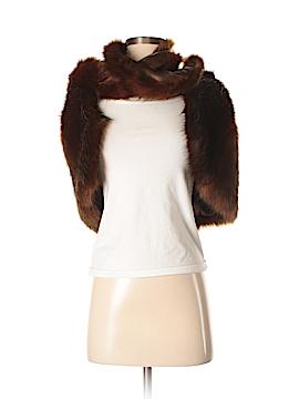 ASOS Faux Fur Vest One Size
