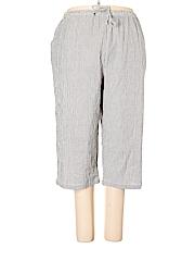 Karen Scott Women Khakis Size 3X (Plus)