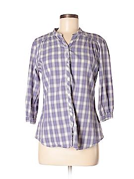 Carhartt 3/4 Sleeve Button-Down Shirt Size M