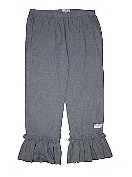 Ruffle Girl Casual Pants Size XXL
