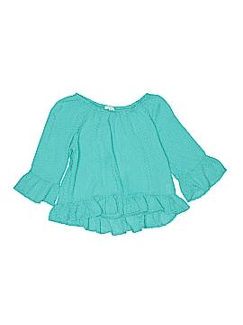 Copper Key 3/4 Sleeve Blouse Size M (Kids)