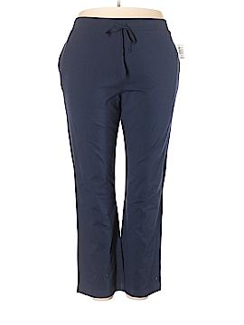 Karen Scott Sport Casual Pants Size 1X (Plus)