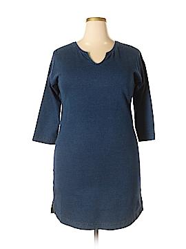 Purejill Casual Dress Size S (Plus)