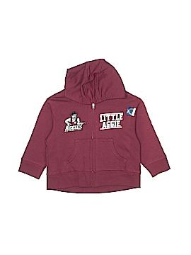 College Kids Zip Up Hoodie Size 12 mo