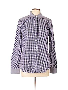 C. Wonder Long Sleeve Button-Down Shirt Size L