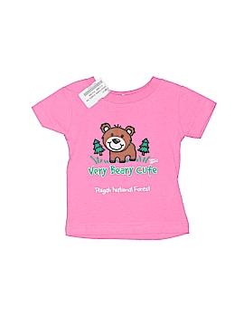 Rabbit Skins Short Sleeve T-Shirt Size 6 mo