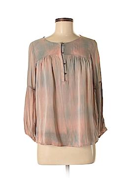 Gypsy 05 3/4 Sleeve Silk Top Size XS