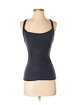 Diane von Furstenberg Sleeveless Silk Top Size P