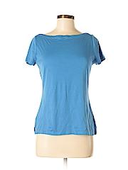 Talbots Women Short Sleeve Top Size S