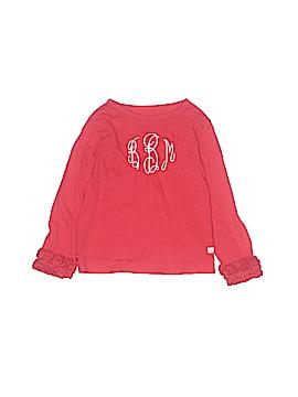 Ruffle Butts Long Sleeve T-Shirt Size 3T