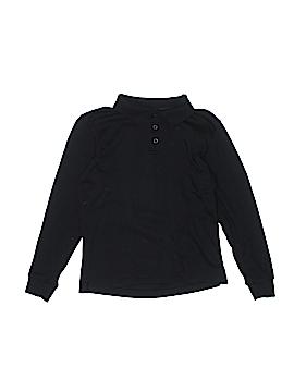 Dickies Long Sleeve Polo Size 14 - 16