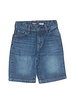 OshKosh B'gosh Denim Shorts Size 7