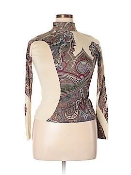 ETRO Turtleneck Sweater Size 48 (IT)