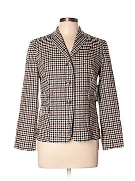 Liz Claiborne Wool Blazer Size 10 (Petite)