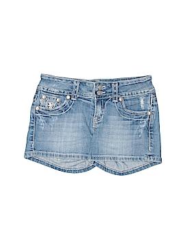 Miss Me Denim Shorts 25 Waist