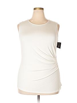 Alfani Essentials Sleeveless Top Size 1X (Plus)