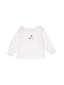 Absorba Long Sleeve T-Shirt Size 3-6 mo