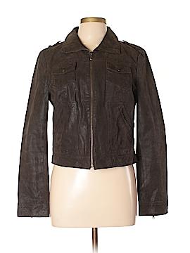 Levi's Leather Jacket Size L