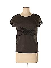 H&M Women Short Sleeve Blouse Size 4